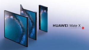 Huawei Mate X Új Kártyafüggetlen Mobiltelefon www.mobiltelefon-tartozek.hu