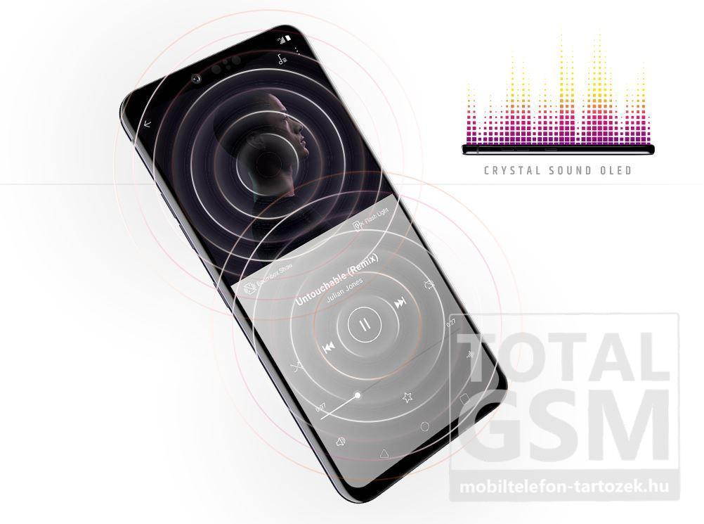 LG G8 ThinQ Új Kártyafüggetlen Mobiltelefon www.mobiltelefon-tartozek.hu