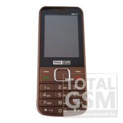 Maxcom MM141 Dual Sim Barna Mobiltelefon