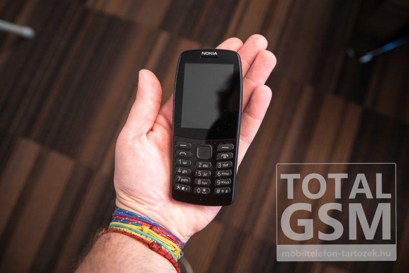 Nokia 210 Új Kártyafüggetlen Mobiltelefon www.mobiltelefon-tartozek.hu
