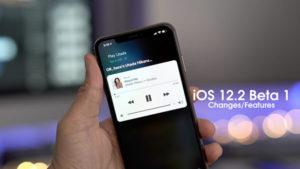 iOS 12.2 beta www.mobiltelefon-tartozek.hu