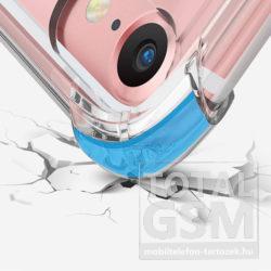 Huawei P Smart Átlátszó Légpárnás Sarok Szilikon Tok