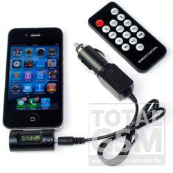 Apple iPhone 4 / 4S Remote FM Transmitter TR-321YZ
