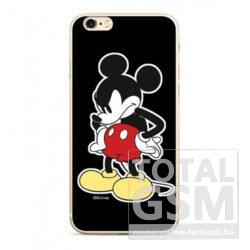 Disney szilikon tok - Mickey 011 Samsung J600 Galaxy J6 (2018) fekete (DPCMIC7810)