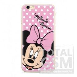 Disney szilikon tok - Minnie 008 Samsung J605 Galaxy J6 Plus (2018) pink (DPCMIN7560)
