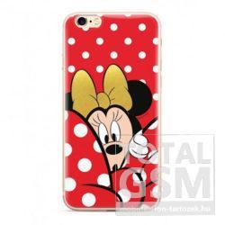 Disney szilikon tok - Minnie 015 Apple iPhone X / XS piros (DPCMIN6377)