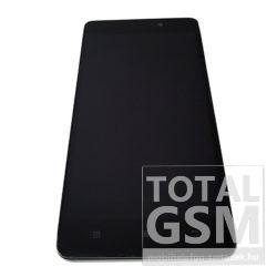 Lenovo A7000 Dual Sim Fekete Mobiltelefon