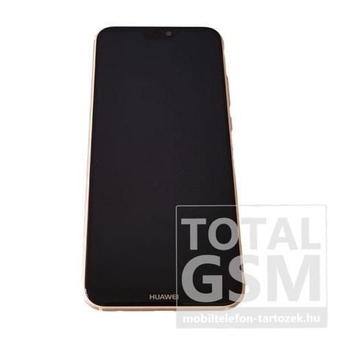 Huawei P20 Lite 64GB Dual Sim Rózsaszín Mobiltelefon