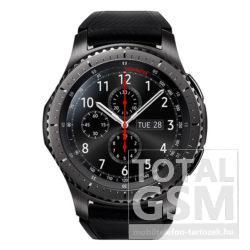 Samsung Gear S3 Frontier okos óra Fekete