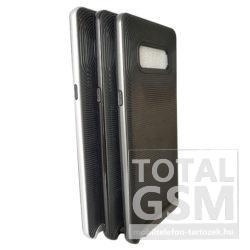 Samsung N950 Galaxy Note 8 Fekete Verus Crucial Bump Szilikon Tok