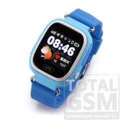 Gyermek okosóra GPS-sel Kék Q90