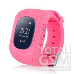 Gyermek okosóra GPS-sel Pink Q50