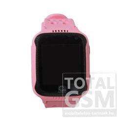 Gyermek okosóra GPS-sel Pink T7