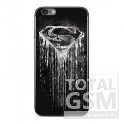 DC szilikon tok - Superman 003 Samsung G970F Galaxy S10e fekete (WPCSMAN182)