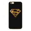 DC szilikon tok - Superman 004 Samsung G960 Galaxy S9 fekete