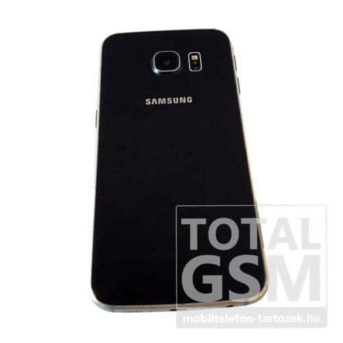 Samsung G925F Galaxy S6 Edge 32GB Fekete Mobiltelefon