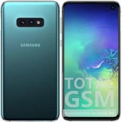 Samsung G970F Galaxy S10E Dual Sim 128GB Zöld Mobiltelefon