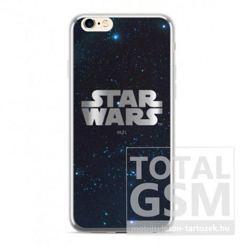 Star Wars szilikon tok - Star Wars 003 Samsung J600 Galaxy J6 (2018) ezüst Luxury Chrome (SWPCSW1204)