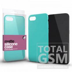 Samsung G970F Galaxy S10E Menta Matt Szilikon Tok