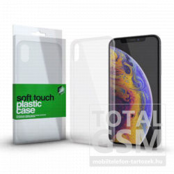 Huawei P20 Átlátszó Kemény Polikarbonát Tok