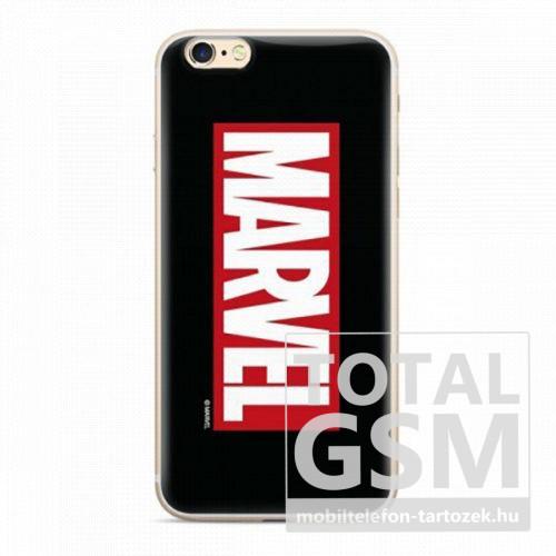 Marvel szilikon tok - Marvel 001 Apple iPhone 7 / 8 (4.7) fekete (MVPC046)