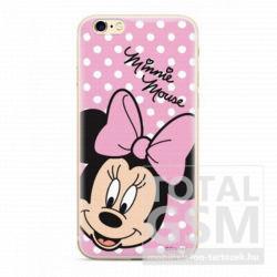 Disney szilikon tok - Minnie 008 Apple iPhone XS Max (6.5) pink (DPCMIN7530)
