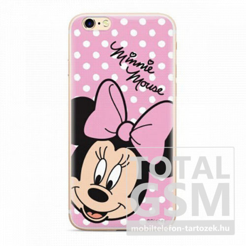 Disney szilikon tok - Minnie 008 Huawei P30 Pro pink (DPCMIN7568)