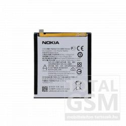 Nokia HE353 gyári akkumulátor Li-Ion 3060mAh (Nokia 6.1)