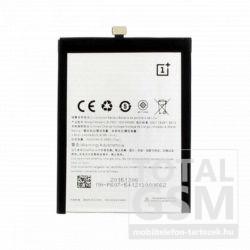 OnePlus BLP607 gyári akkumulátor Li-Polymer 2600mAh (OnePlus One A2001, E1001)