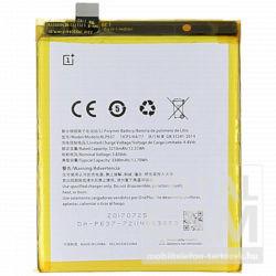 OnePlus BLP637 gyári akkumulátor Li-Polymer 3300mAh (OnePlus 5)