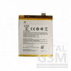 OnePlus BLP657 gyári akkumulátor Li-Polymer 3300mAh (OnePlus 6 / 5T)