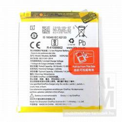OnePlus BLP685 gyári akkumulátor Li-Polymer 3700mAh (OnePlus 6T)