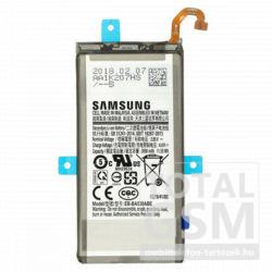 Samsung EB-BA530ABE gyári akkumulátor Li-Ion 3000mAh (Samsung A530 Galaxy A8 (2018))