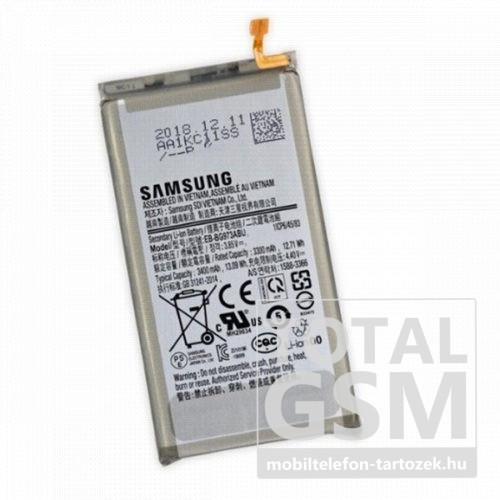 Samsung EB-BG973ABU gyári akkumulátor Li-Ion 3400mAh (Samsung G973F Galaxy S10)