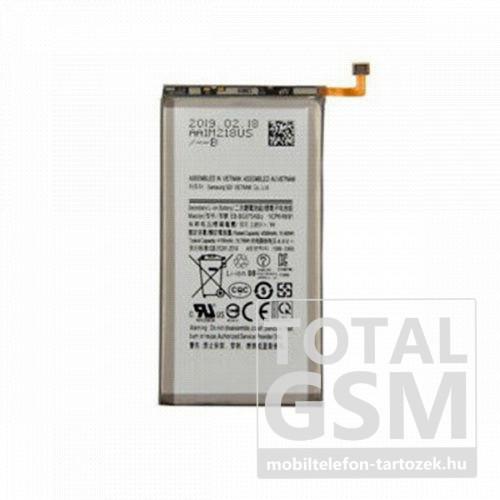 Samsung EB-BG975ABU gyári akkumulátor Li-Ion 3100mAh (Samsung G975F Galaxy S10 Plus)