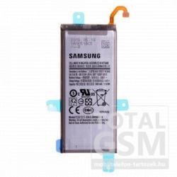 Samsung EB-BJ800ABE gyári akkumulátor Li-Ion 3000mAh (Samsung A600 Galaxy A6 (2018))