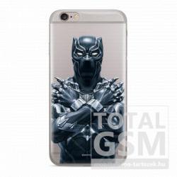 Marvel szilikon tok - Fekete Párduc 012 Samsung A405 Galaxy A40 (2019) átlátszó (MPCBPANT3716)