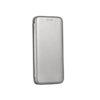 Huawei P30 Pro Forcell Elegance oldalra nyíló mágneses notesz flip tok szilikon belsővel szürke
