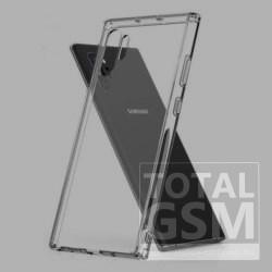 Samsung N975 Galaxy Note 10 Plus Átlátszó 0.5mm Szilikon Tok