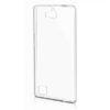 Huawei Honor 3C Átlátszó Szilikon Tok