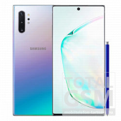 Samsung N975F Galaxy Note 10 Plus Dual Sim 512GB Fénylő-Prizma Mobiltelefon