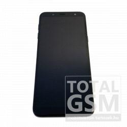 Samsung J600FN Galaxy J6 (2018) 32GB Fekete Mobiltelefon