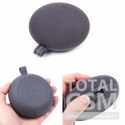 Wireless Vezeték Nélküli Mini Bluetooth Hangszóró Szürke Borofone BP3